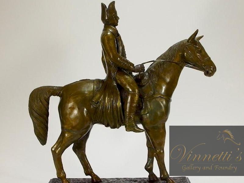 Bronze Foundry Alberta Horse