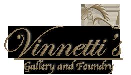 Vennittis Gallery Foundry Logo 14
