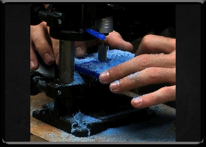 Bronze Art Gallery Wax Carving