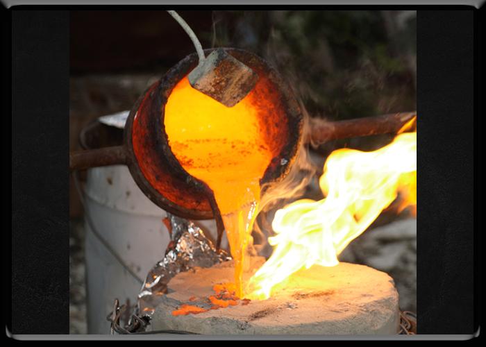 Bronze Casting Services