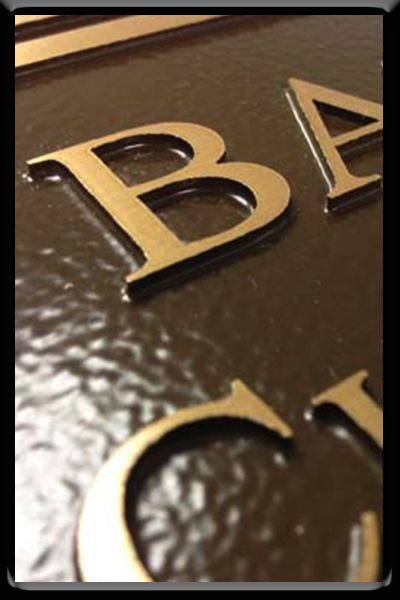 Bronze Plaques Product Gallery