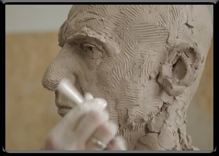 Clay Sculpting Artist