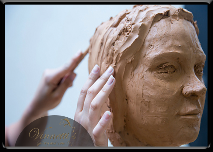 Clay Sculptor Butte MT